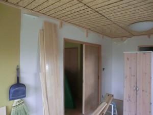 塗装工事前_和室