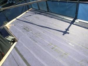 ガルバリウム鋼板_カバー工法