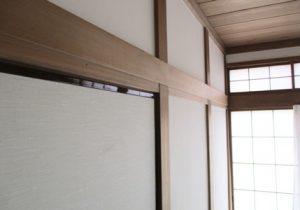 和室漆喰塗り
